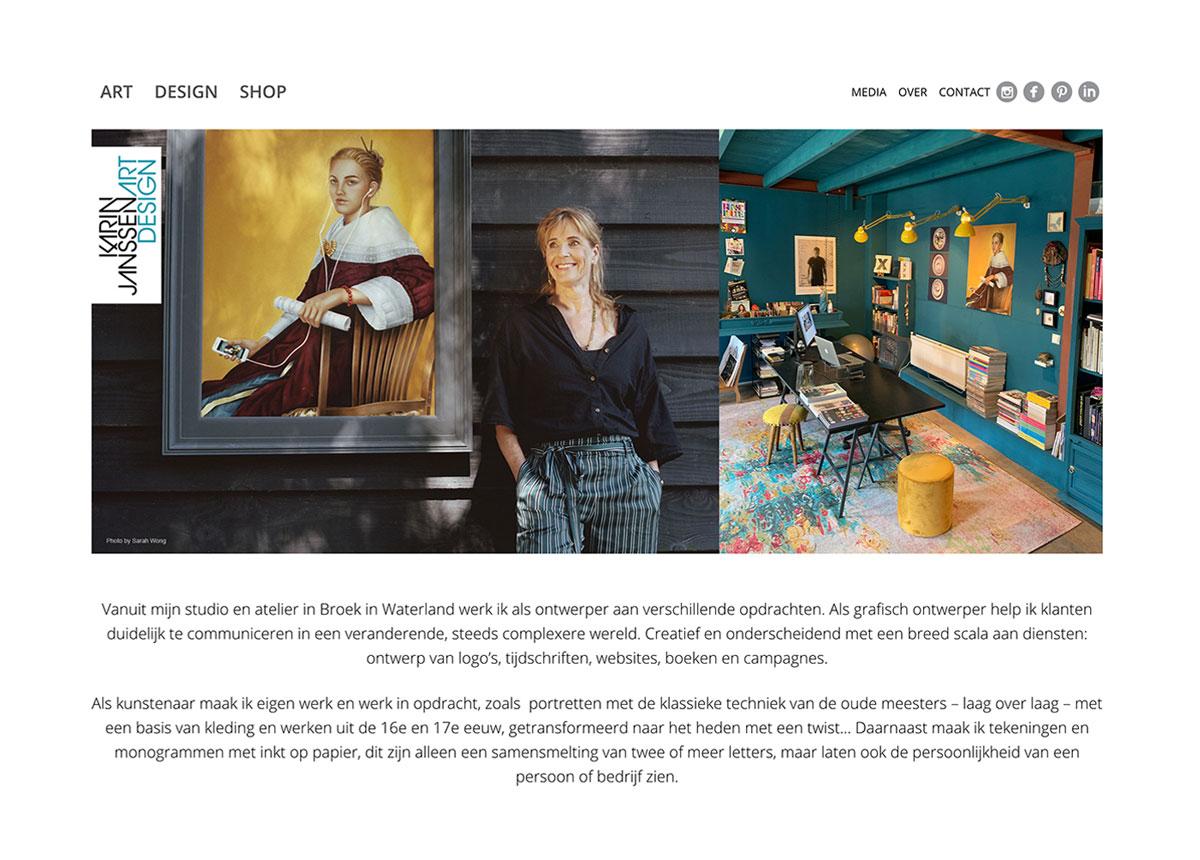 KARIN JANSSEN ART AND DESIGN